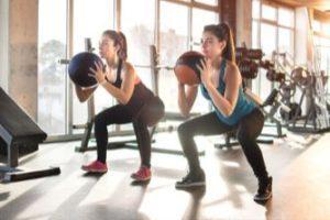 หลักการออกกำลังกาย